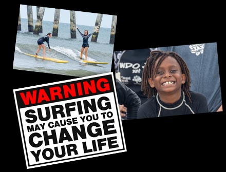 Surfing May Cause You to Change Your Life